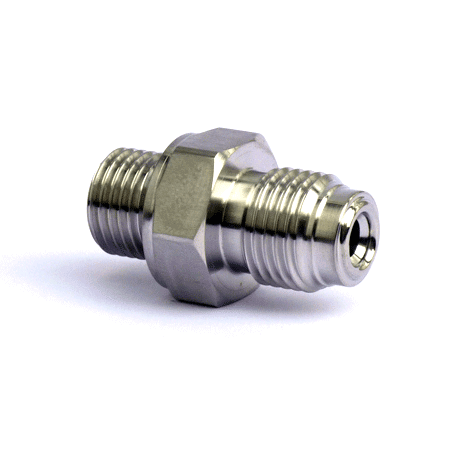 Vacuum fitting (identical to VCR)